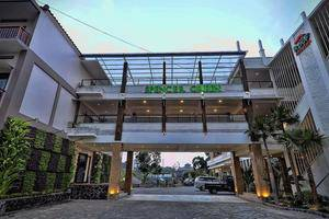 Spencer Green Hotel Malang - Eksterior