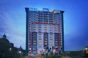 Ara Hotel Gading Serpong - Tampilan Luar Hotel
