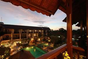 The Lokha Legian Bali - Deluxe Balcony view