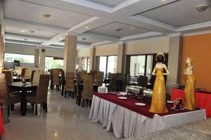 Hotel Puri Saron Denpasar Bali - Restoran