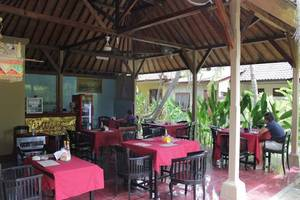 Ayu Beach Inn Bali - Restoran