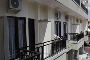 Ayu Beach Inn Bali - Balkon