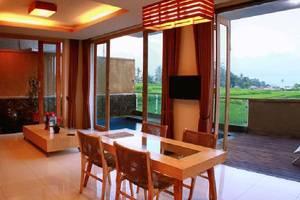 Greenfields Villa Bali - Ruang tamu