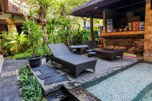 NIDA Rooms Legian Beach Walk - Pemandangan Area