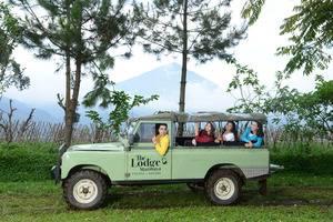 The Lodge Maribaya Bandung -
