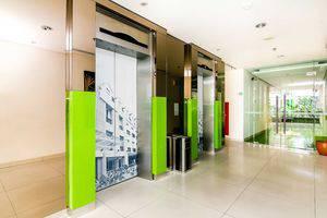 ZEN Premium Pancoran Jakarta - Lift