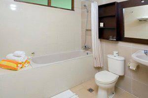 Pertiwi Bisma 2 Ubud - Bathtub
