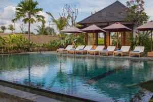 Pertiwi Bisma 2 Ubud - Pool