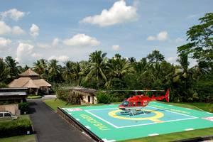 Viceroy Bali - Landasan Helicopter