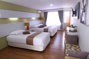 Accordia Dago Hotel Bandung - Family Room