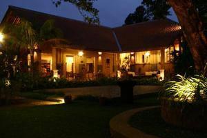 Kayu Arum Resort Salatiga - Tampilan Luar