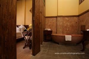 Kayu Arum Resort Salatiga - Kamar Mandi Room Executive