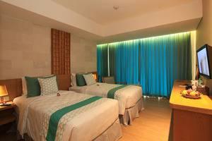 Bedrock Hotel Bali - Kamar Twin