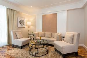 Cordela Norwood Hotel Jakarta - Ruang Tamu