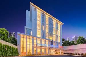 Cordela Norwood Hotel Jakarta - Facade