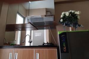 Apartment Bassura City By LIN PRO Jakarta - Kitchen