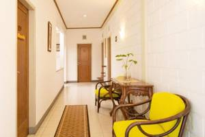 Rumah Asri Bandung - Corridor