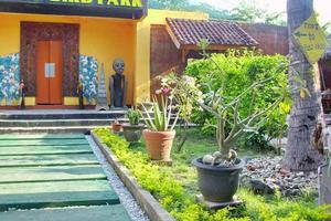 Gili Meno Bird Park Resort Lombok - (10/June/2014)
