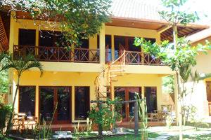 Gili Meno Bird Park Resort Lombok - Resort