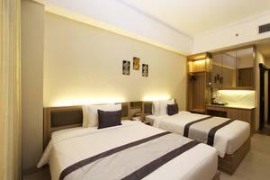 @K Hotel Kaliurang Yogyakarta - Kamar Deluxe
