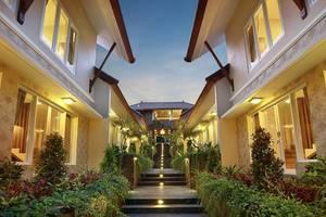 Askara Canggu Townhouse Bali - Exterior