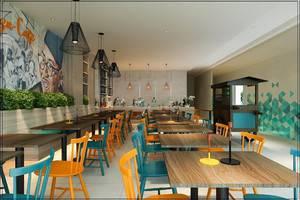 Oriza Hotel Perak Surabaya Surabaya - restaurant
