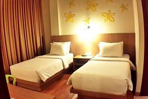 MaxOne Hotels Vivo Palembang - Kamar tamu