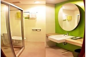 MaxOne Hotels Vivo Palembang - Kamar mandi
