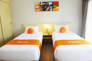 Tropico Jimbaran Bali Bali - Kamar Deluxe 2 Tempat Tidur
