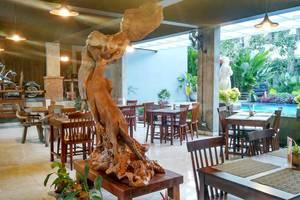 Tropico Jimbaran By Orange Bali - Restoran