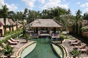Furama Villas Ubud - Kolam Renang