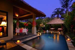 Furama Villas Ubud - Deluxe Pool Villa - private pool