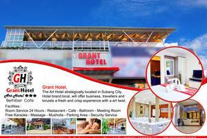 Grant Hotel Subang - Eksterior