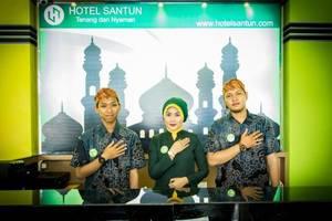 Hotel Santun Cirebon Syariah Cirebon - Resepsionis