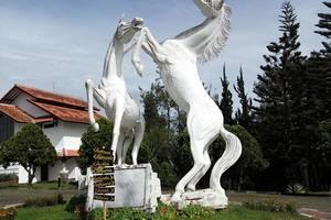 Berlian Resort Bogor - Masuk