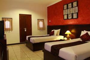 Puri Sading Hotel Bali - Kamar Garden View yang baru