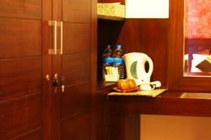 Puri Sading Hotel Bali - ruang ganti