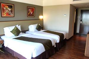 Salak Tower Hotel Bogor - Twin Bed