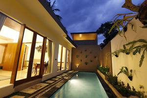 Ashoka Tree Resort at Tanggayuda Bali - Kolam Renang Pribadi