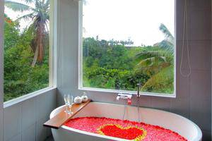 Ashoka Tree Resort at Tanggayuda Bali - Honeymoon Package in Suite
