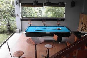 Ashoka Tree Resort at Tanggayuda Bali - Complimentary billiard