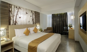 Steenkool Hotel Bali - Superior Double Bed