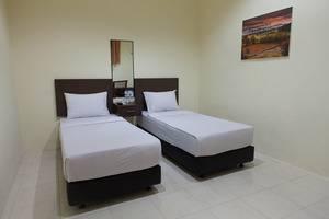 Hotel Mahkota Banyuwangi - MODERATE 2 TEMPAT TIDUR KECIL