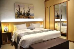 7 BR Pool Villa Dago Hill View Bandung - Bedroom