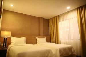 Hana Hotel Batam - Kamar Deluxe Twin