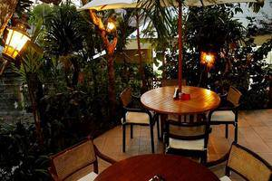 Vilarisi Hotel Bali - Restoran Outdoor