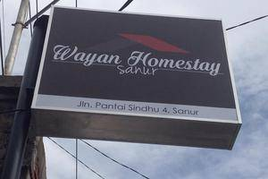 Wayan Homestay Sanur