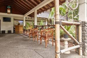 Anyer Cottage Hotel Beach Resort Serang - Exterior