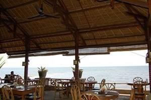 Adirama Beach Hotel Bali - Restoran tepi pantai