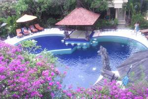 Adirama Beach Hotel Bali - Kolam Renang